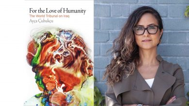 Photo of Book Review: For the Love of Humanity by Ayça Çubukçu