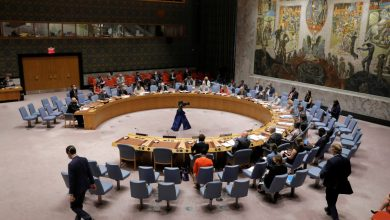The United Nations Security Council meets regarding the situation in Afghanistan in New York, USA, 16 August 2021. Reuters, Andrew Kelly.